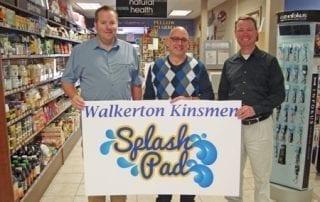 Walkerton Kinsmen Splash Pad