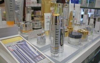 PREVAGE serums and creams