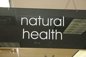 Natural health department