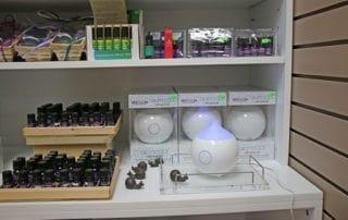 Various essential oils