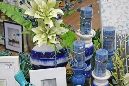 Artificial plant and other centerpieces