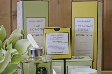 Aromabotanical air purifiers