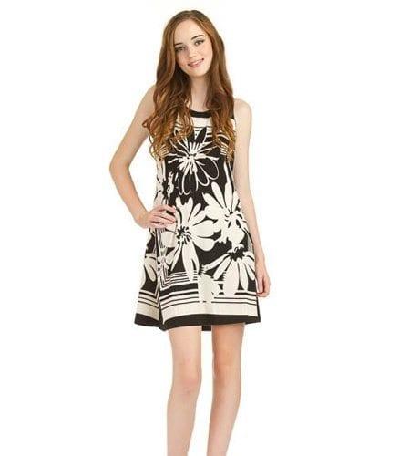 Chic Sunday dress